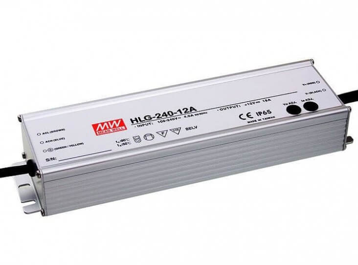 Meanwell HLG Series LED Power Supply