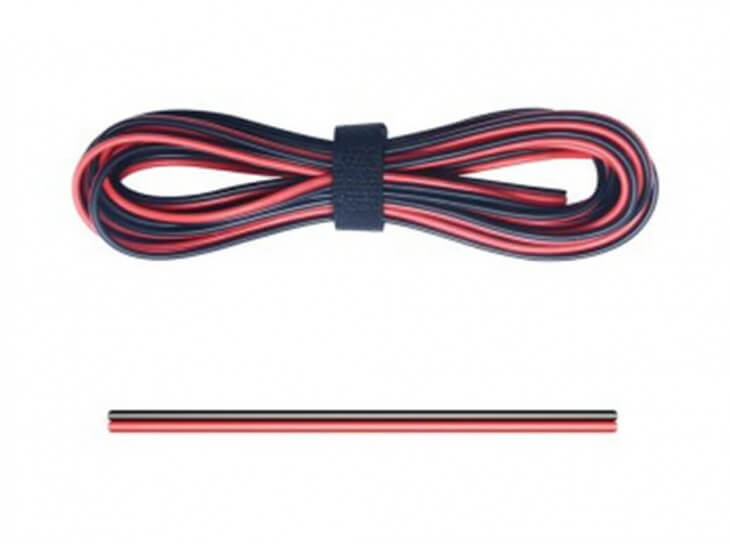 2 Core 18 AWG | 2 x 0.7mm