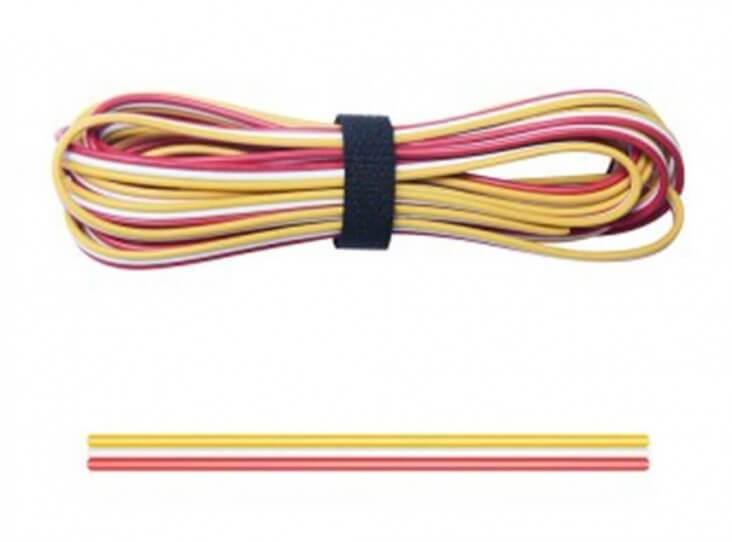3 Core 22 AWG | 3 x 0.32mm