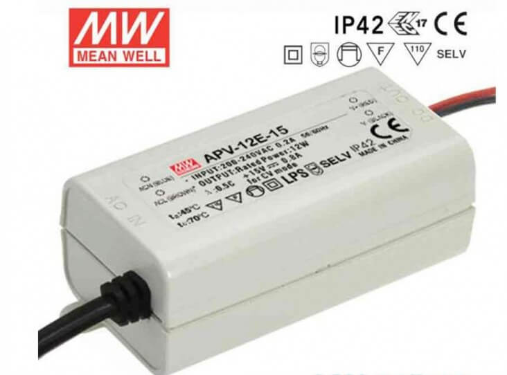 Meanwell APV Power Supply