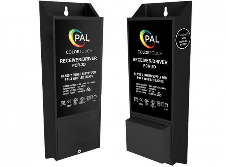 PAL PCR2D Light Driver