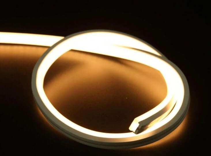 Tri-View LED Neon Flex | 10mm x 10mm