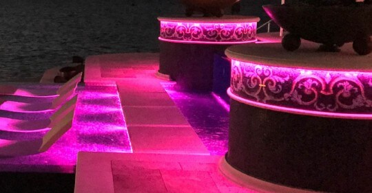 LED Strip for pools